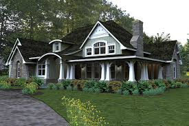 Craftsman Style Floor Plans Bungalow by Craftsman Style House Plan 3 Beds 3 Baths 2267 Sq Ft Plan 120