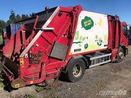 Used Volvo -fes-42r Garbage Trucks / Recycling Trucks Year: 2011 ...