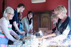 l atelier cuisine de l atelier de cuisine d à broin côte d or en