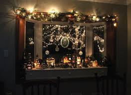 Primitive Decorating Ideas For Fireplace by Decorations For Bay Windows What A Wonderfull Christmas Gift