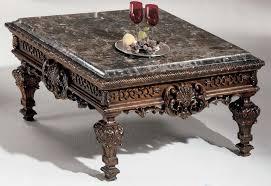 amazing granite coffee table