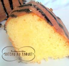 recette dessert avec yaourt gâteau au yaourt sans huile facile recettes faciles recettes