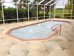 tile travertine tile pool deck home style tips best in