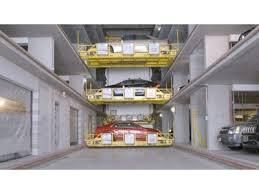 In Hoboken New Parking Garage Opens Park Avenue