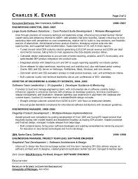 Sample Software Developer Resume For It And Engineering Writing Format Experienced Engineer