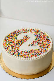 simple gâteau pour un enfant de 2 ans 2 ans un simple
