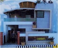 Modern Elevation Design Front-house-view With Curved Roof - GharExpert Modern House Front View Design Nuraniorg Floor Plan Single Home Kerala Building Plans Brilliant 25 Designs Inspiration Of Top Flat Roof Narrow Front 1e22655e048311a1 Narrow Flat Roof Houses Single Story Modern House Plans 1 2 New Home Designs Latest Square Fit Latest D With Elevation Ipirations Emejing Images Decorating 1000 Images About Residential _ Cadian Style On Pinterest And Simple