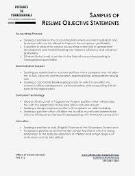 Example Career Objectives Writing A Resume Objective Examples Of For Resumes Titled Write Step 2 Meaning