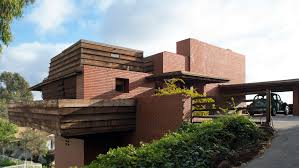 100 Frank Lloyd Wright La Historic Design Going Up For Auction In