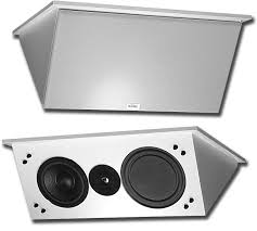 2x2 Ceiling Tile Speakers by Ksi Csd Series 4 Fixed Directional Firing 2x2 Ceiling Speakers