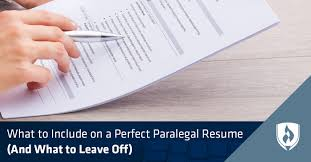 What To Include On A Perfect Paralegal Resume (and What To ... 12 Sample Resume For Legal Assistant Letter 9 Cover Letter Paregal Memo Heading Paregal Rumeexamples And 25 Writing Tips Essay Writing For Money Best Essay Service Uk Guide Genius Ligation Template Free Templates 51 Cool Secretary Rumes All About Experienced Attorney Samples Best Of Top 8 Resume Samples Cporate In Doc Cover Sample And Examples Dental Hygienist