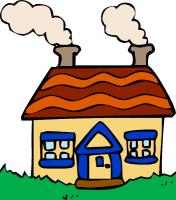 Cute Home Clipart
