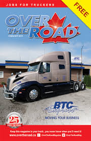 100 Otr Trucking February 2019 Over The RoadOver The Road