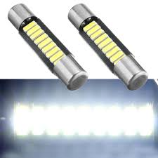 reading light white 29mm 4014 fuse style 9smd led replace bulb