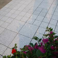 foshan china restaurant no grout lock in deck base tile outdoor