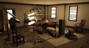 Primitive Living Room Furniture by Primitive Examination Room Unreal Engine Forums