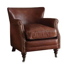 Acme Furniture Leed Top Grain Leather Accent Chair, Vintage Dark Brown Seville Leather Accent Chair Star Fniture Details About Classic Chesterfield Scroll Arm Tufted Match Light Brown Braden Brandy Pulaski Wood Frame Faux In Lummus Cognac Dsd0003460 Wolf Rustic Bronze Vintage Brown Leather Accent Chair Bright Modern Fniture Dark Leatherlook Fabric I8046 84 Off Ethan Allen Ottoman Chairs Frank Leatherlook Fabric Dark Jude Universal Modern Jsen In Brompton Vintage Acme 53627