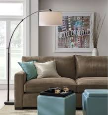 Autry Floor Lamp Crate And Barrel by Dexter Arc Floor Lamp With Grey Shade Dexter Floor Lamp And Crates