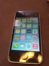 Carrier UNLOCKED iPhone 4S 16GB Verizon Black TESTED and wiped
