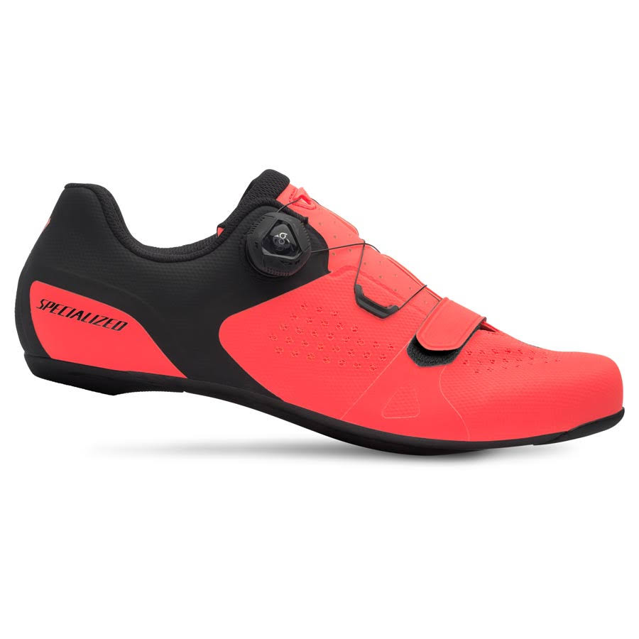 Specialized Torch 2.0 Road Shoes - Acid Lava/Black - 38