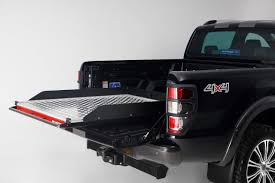 Chequer-Plate Deck Heavy Duty Bed Slide Ford Ranger - 4x4 ... Photo Gallery Are Truck Caps And Tonneau Covers Dcu With Bed Storage System The Best Of 2018 Weathertech Ford F250 2015 Roll Up Cover Coat Rack Homemade Slide Tools Equipment Contractor Amazoncom 8rc2315 Automotive Decked Installationdecked Plans Garagewoodshop Pinterest Bed Cap World Pull Out Listitdallas Simplest Diy For Chevy Avalanche Youtube
