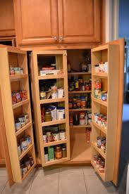 Stand Alone Pantry Cabinets Canada by Pantry Cabinet Wood Pantry Cabinet With Amish Wood Pantry Cabinet