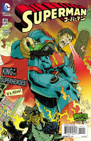 Superman Vol 3 45 Monsters Of The Month Variant