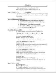 Resume Sample Australia Electrician Hospitality