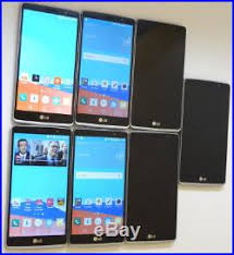 Lot of 7 LG LG G Stylo H631 16GB T Mobile Smartphones 4 Power
