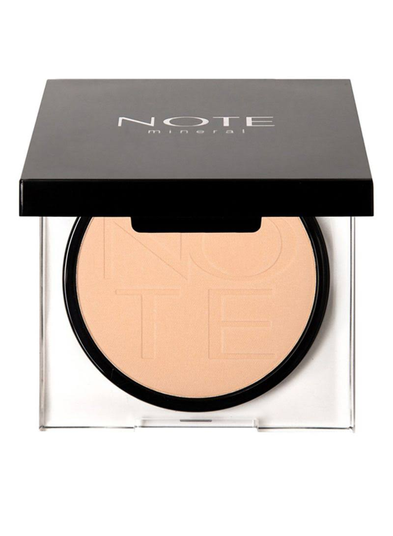 NOTE Cosmetics Mineral Powder - 01