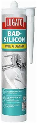 lugato wie gummi bad silicon 310 ml für elastische