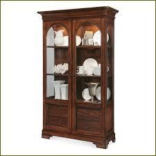Pulaski Display Cabinet Vitrine by Furniture Glass Curio Cabinet Curio Cabinet Ikea Curio