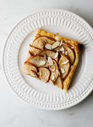 Im Always Inspired By Other Food Bloggers And This Pear Tart Is From One Of Those Inspirations It Comes The Ever Wonderful Smitten Kitchen