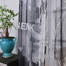 Buy curtains new york and free shipping on AliExpress