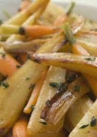 cuisiner panais duo de panais et carottes sautés aux herbes