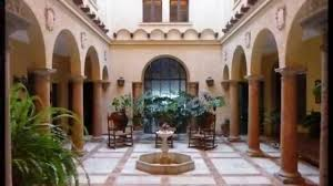 100 Court Yard Houses Andujar Classic Spanish Town House With Enclosed Yards Built In 1875