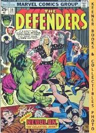 LEE STAN GERBER STEVE The Defenders I Think WeRe