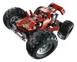 100 Lego Technic Monster Truck LEGO 42005