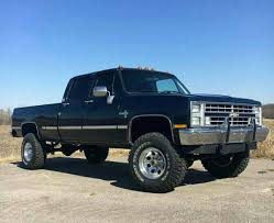 Good Looking 3x3 Chevy 4x4 | Cool Old Cars And Trucks | Pinterest ...