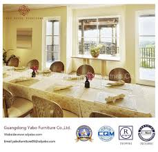 China Casual Restaurant Furniture With Chair And Table Set ...