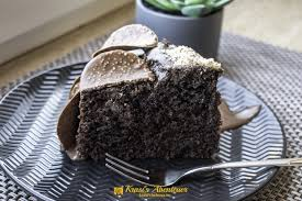 schokoladiger haselnuss kuchen saftig und lecker