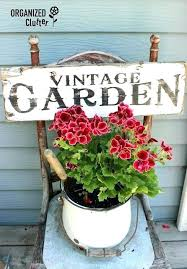 Rustic Garden Pots Full Image For Large Decor Best Vintage Ideas On