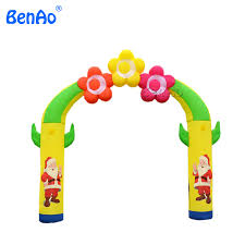 Halloween Inflatable Arch by Online Get Cheap Welcome Arch Aliexpress Com Alibaba Group