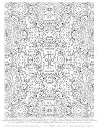 Printable Difficult Coloring Page