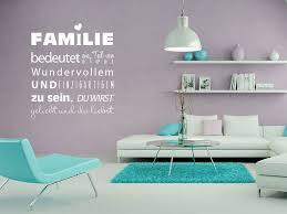 wandtattoo familie für wohnzimmer spruch familie bedeutet