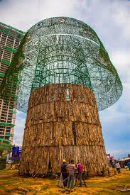 12 Ft Christmas Tree Canada by World U0027s Tallest Christmas Tree Unites Sri Lanka Sri Lanka Al