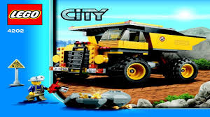 4202 LEGO Mining Truck City Mining (Instruction Booklet) - YouTube Lego City Loader And Dump Truck 4201 Ming Set Youtube Ideas Articulated Brickipedia Fandom Powered By Wikia Lego 5001134 Collection Pack I Brick City Set 4202 Pas Cher Le Camion De La Mine Experts Site 60188 Toysrus Extreme Large Technic Mindstorms Model Team 2012 Bricksfirst Themes 60097 Square Blocks Bricks Tipper Toys R Us