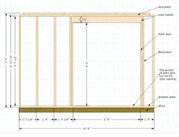 How To Build A Simple Shed Ramp by Double Shed Doors