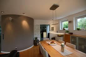 wohn und esszimmer mit designwandbelag tapete omexco