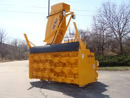 Loader Mount Snow Blower | Wausau Equipment Company, Inc.